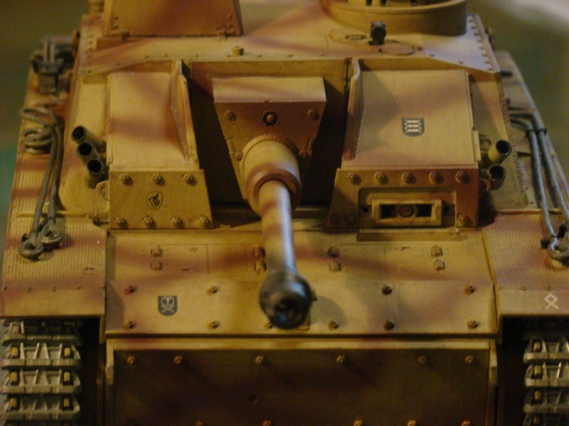 SdKfz 142 - StuG III  by Gio 510