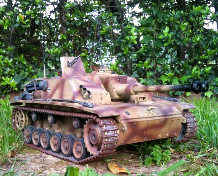 SdKfz 142 - StuG III  by Gio 710