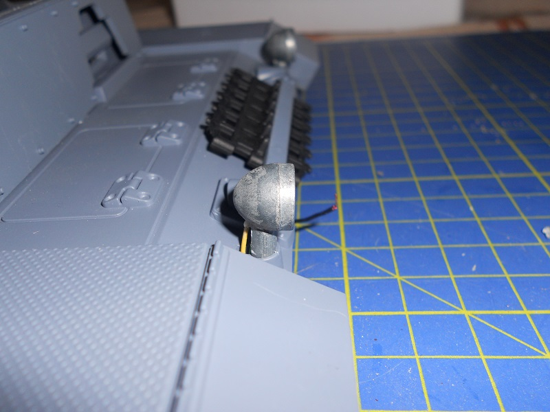 WIP Panzer III Ausf L Asiatam By CPT America Panzer12
