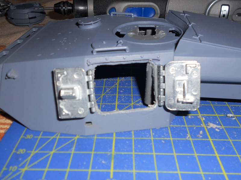 WIP Panzer III Ausf L Asiatam By CPT America Panzer23