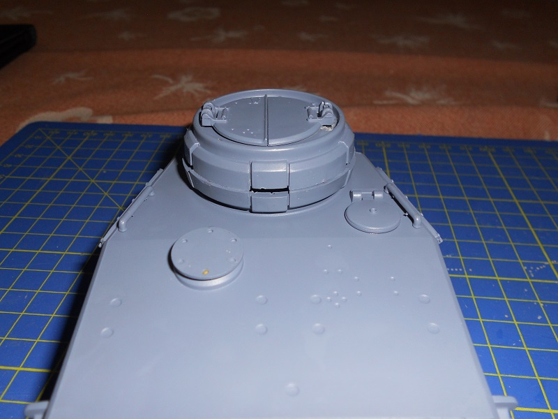 WIP Panzer III Ausf L Asiatam By CPT America Panzer28