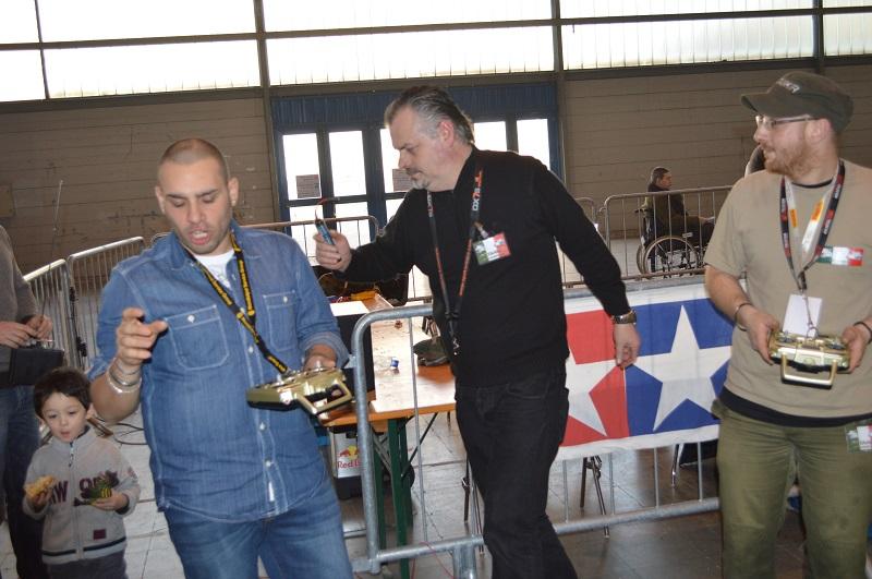 Model Expo Italy Verona 2-3 Marzo in foto - Pagina 2 Verona17