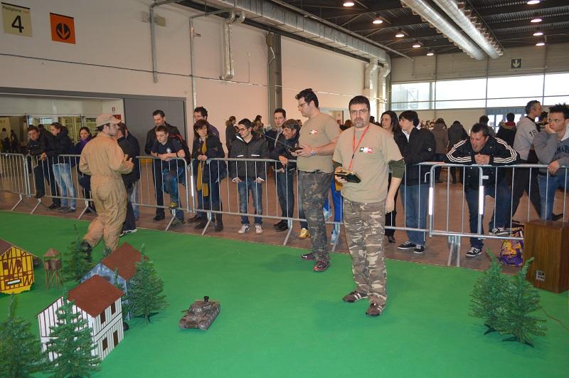 Model Expo Italy Verona 2-3 Marzo in foto - Pagina 2 Verona18