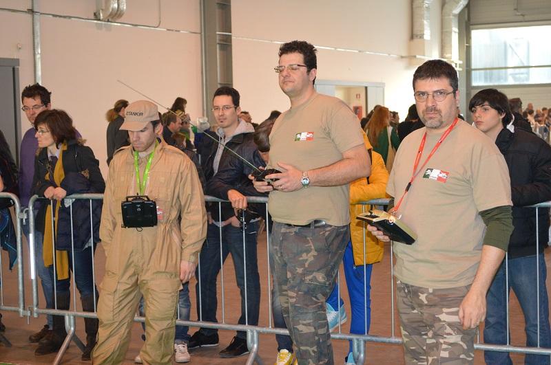 Model Expo Italy Verona 2-3 Marzo in foto - Pagina 2 Verona19