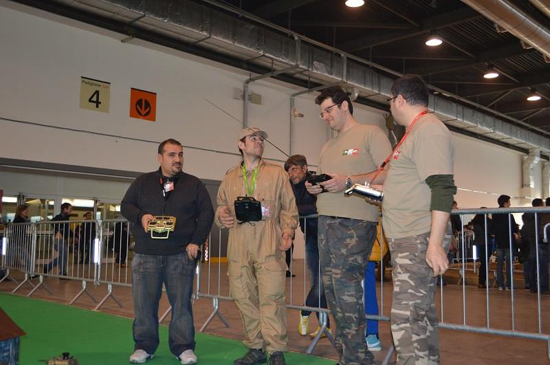 Model Expo Italy Verona 2-3 Marzo in foto - Pagina 2 Verona23