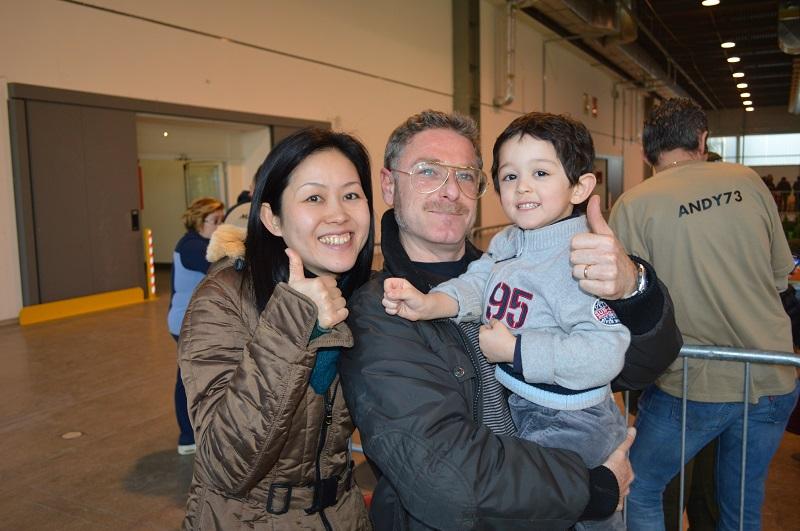 Model Expo Italy Verona 2-3 Marzo in foto - Pagina 2 Verona47