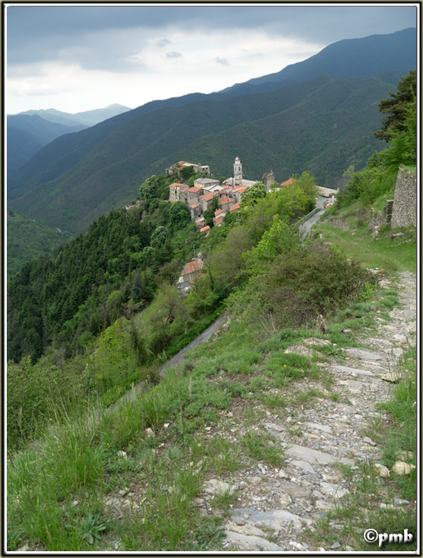 2 jours dans les Alpes ligures : Orchidées, Flore, tourisme Triora12