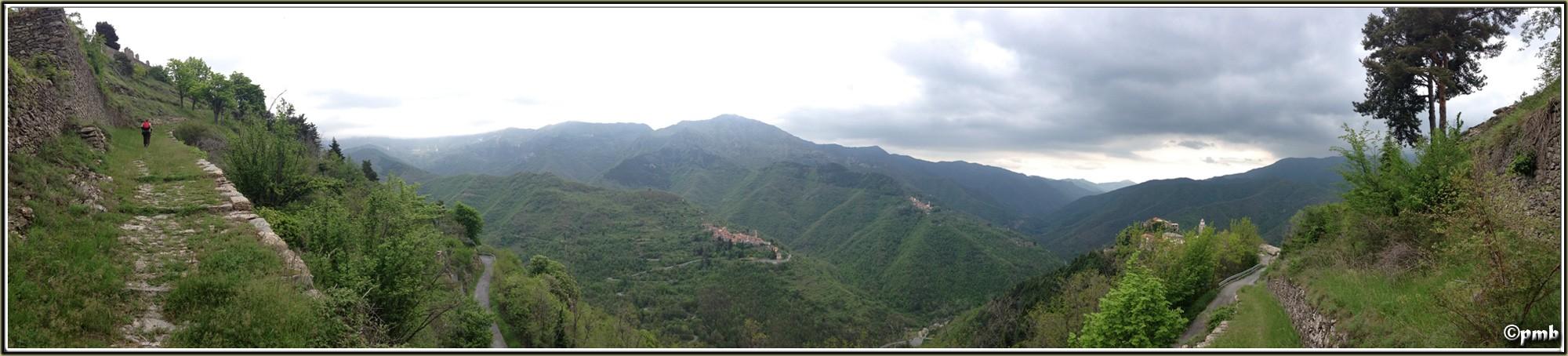 2 jours dans les Alpes ligures : Orchidées, Flore, tourisme Triora14