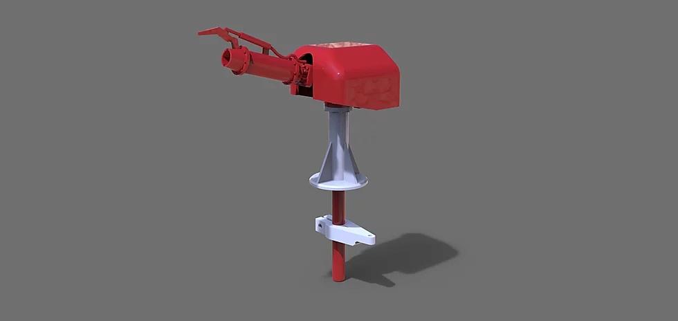 Monitor FiFi - Canon à eau 089e5710