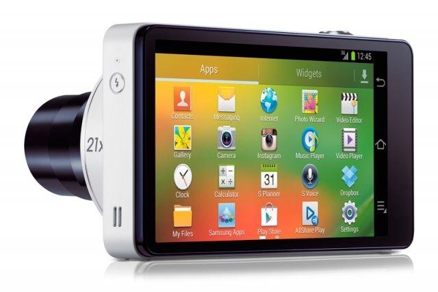 Samsung mirror-less camera will run Android 2013-010
