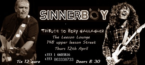 Barry Barnes and Sinnerboy Sinner10