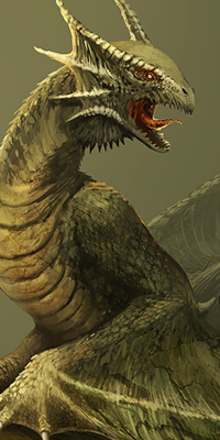 Galerie d'avatars : dragons Dragon12