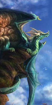 Galerie d'avatars : dragons Dragon22