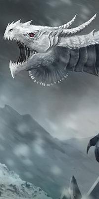 Galerie d'avatars : dragons Dragon24