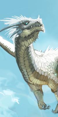 Galerie d'avatars : dragons Dragon29