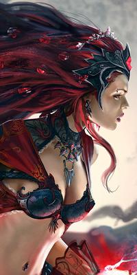 Galerie d'avatars : humains Humain14