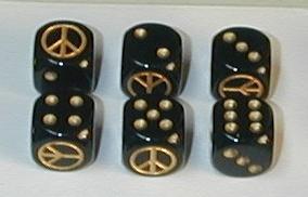Collections de dés et dés custom : galerie - Page 3 Peace10