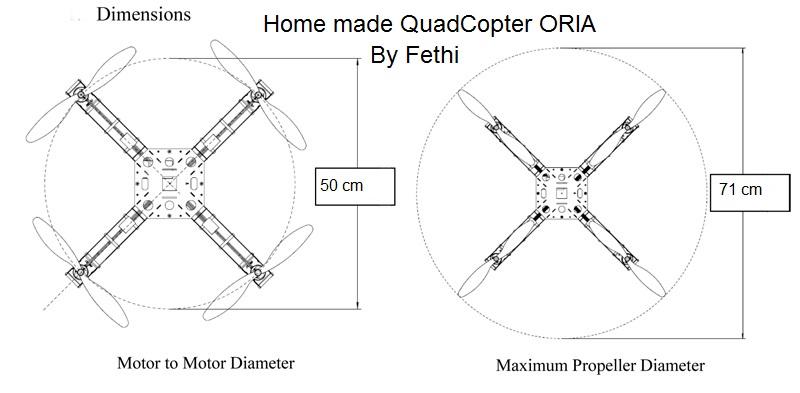 Home made QudCopter ORIA by Fethi Home_m10