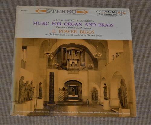 un cd per i vostri woofers Organo10