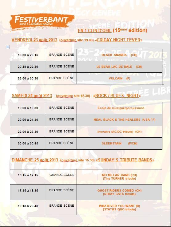 """""""V8 tour 2013"""" les premières dates ! - Page 2 Runnin10"""