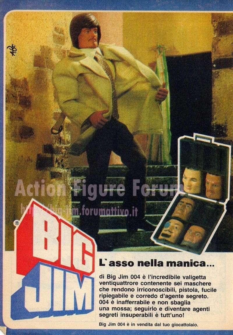 PUBBLICITA'  ITALIANE  DEL PERIODO SPIONAGGIO 1982 - 84 Image313