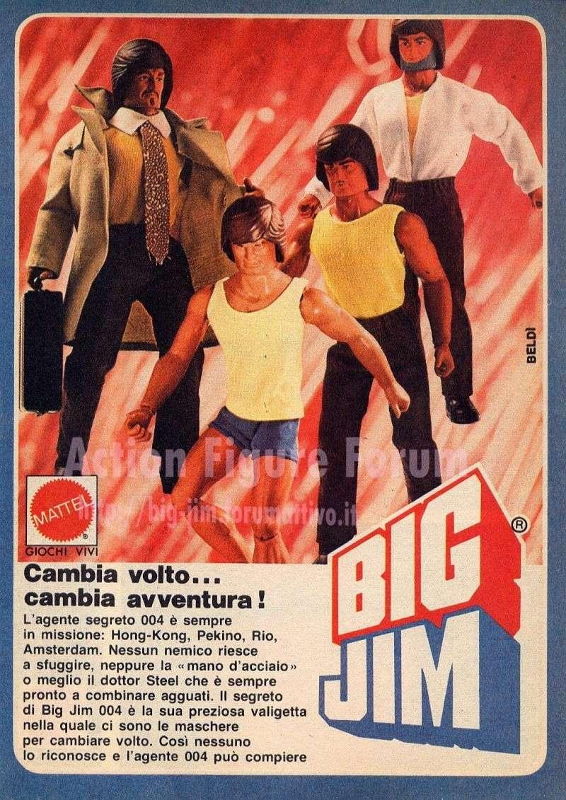 PUBBLICITA'  ITALIANE  DEL PERIODO SPIONAGGIO 1982 - 84 Image314