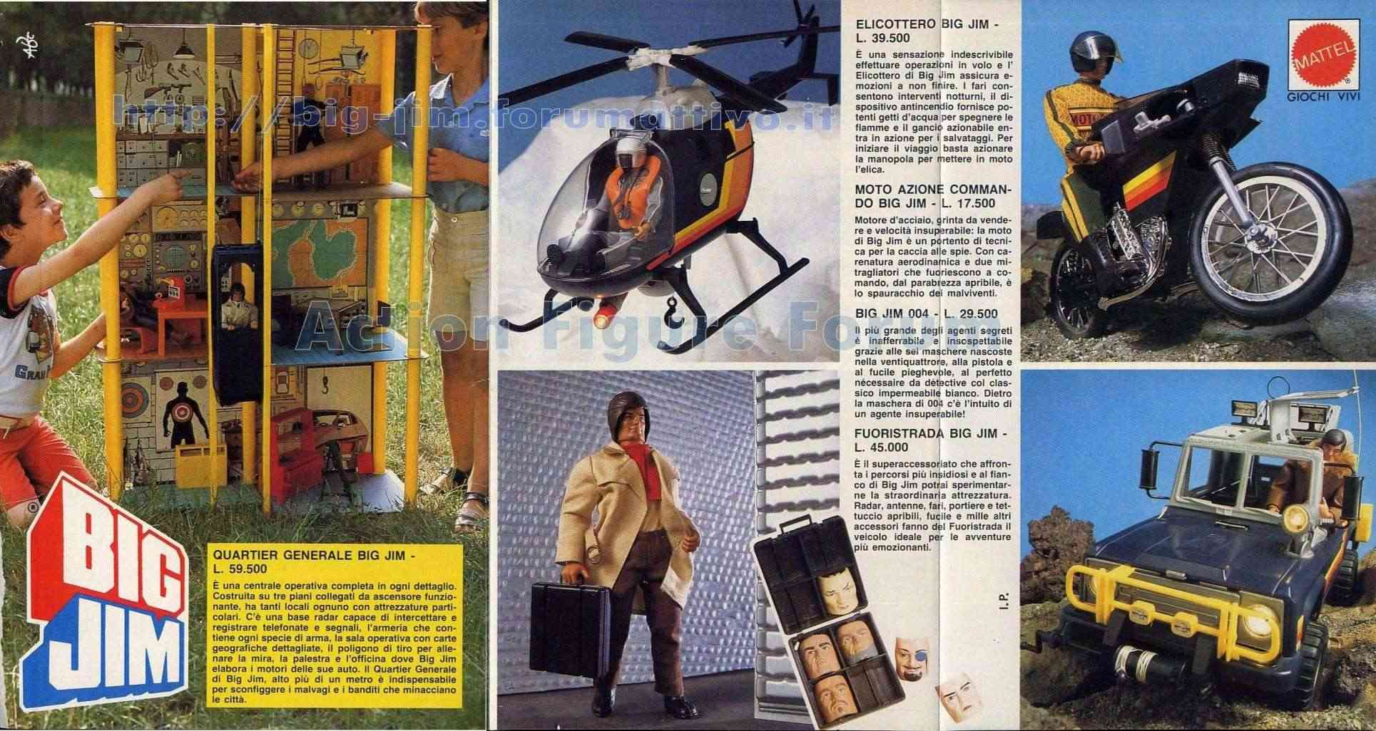 PUBBLICITA'  ITALIANE  DEL PERIODO SPIONAGGIO 1982 - 84 Spy_lo10