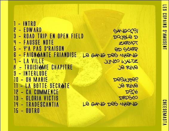 [Mixtape] cheesemasta - Les copains s'amusent Avscei11