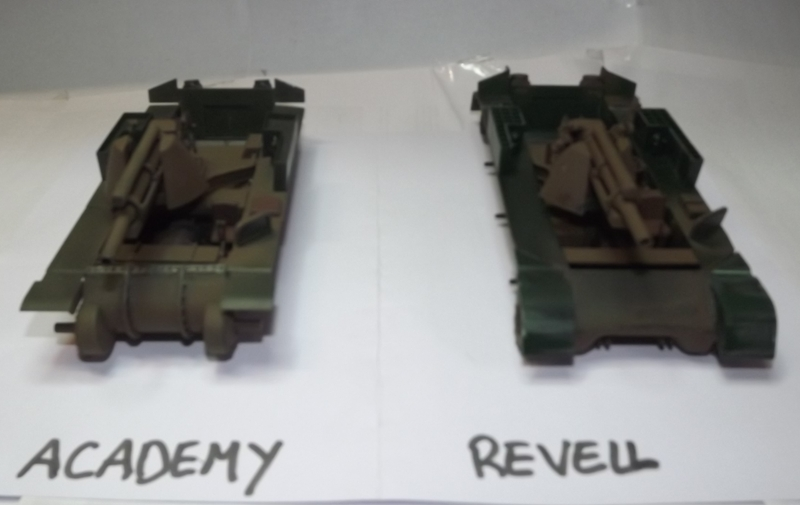 M7 PRIEST revell Caisse10