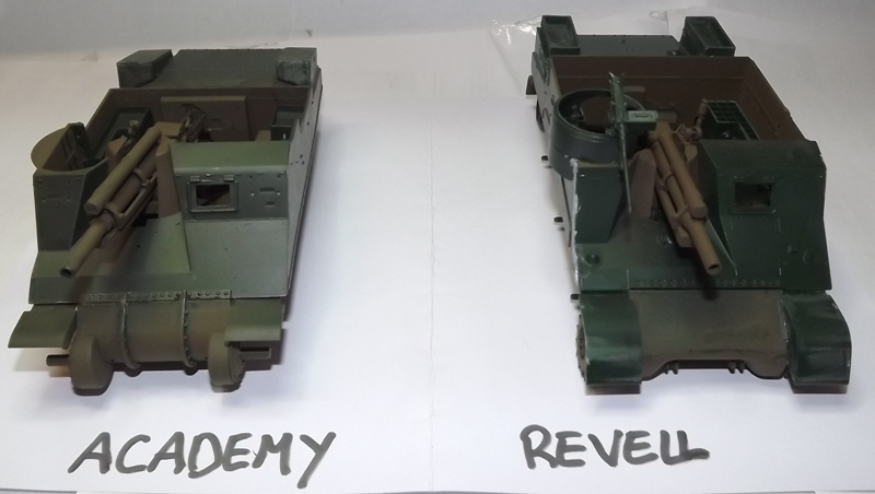 M7 PRIEST revell Caisse13