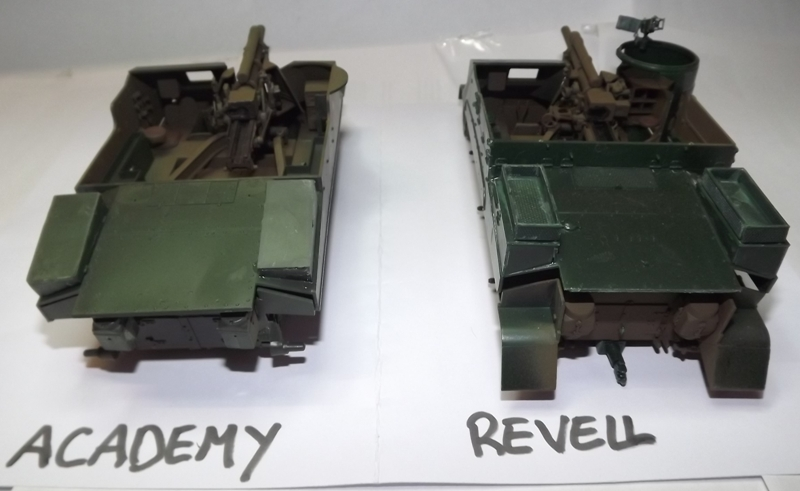 M7 PRIEST revell Caisse14