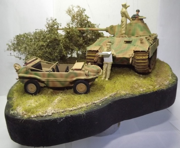 """dio normandie 1944 """"tilly sur seulles""""...... - Page 2 Herbe_10"""