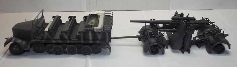 sdkfz - sdkfz 8 t + 8,8 cm flack 37 tamiya Sdkfz_16
