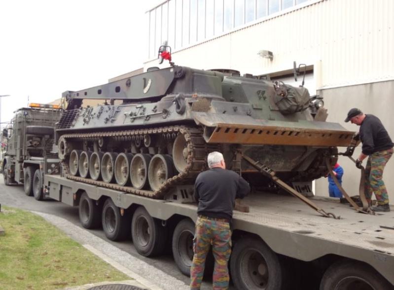 Nouveau Véhicule Marine Tank10