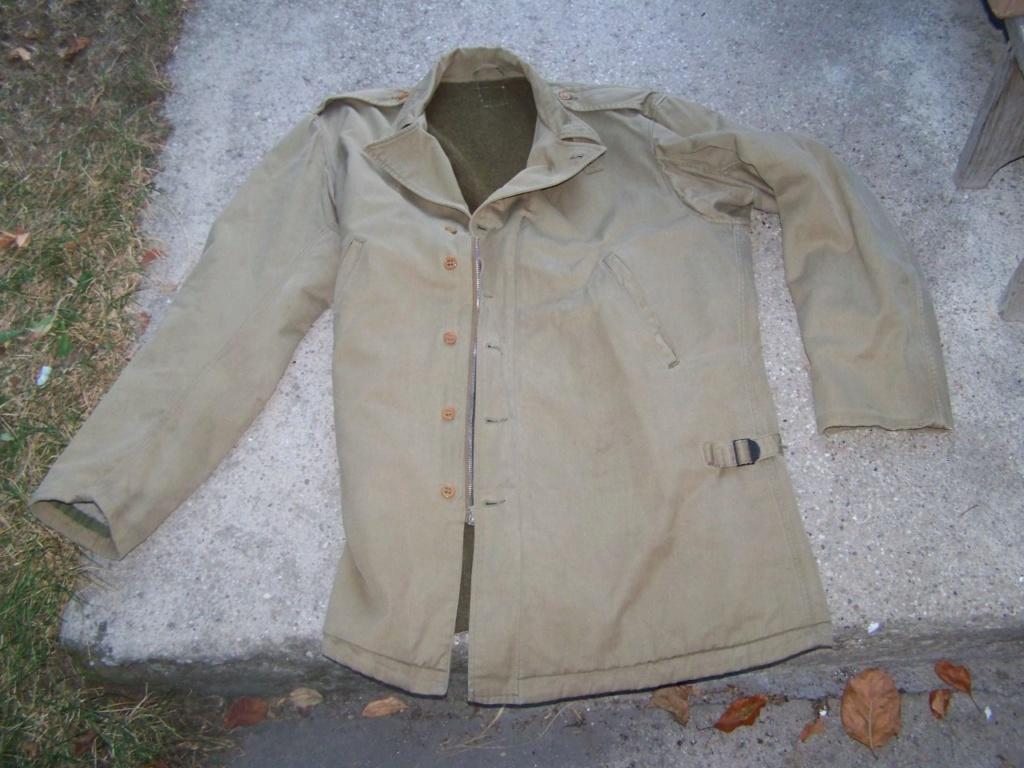 jacket field à identifier 00125