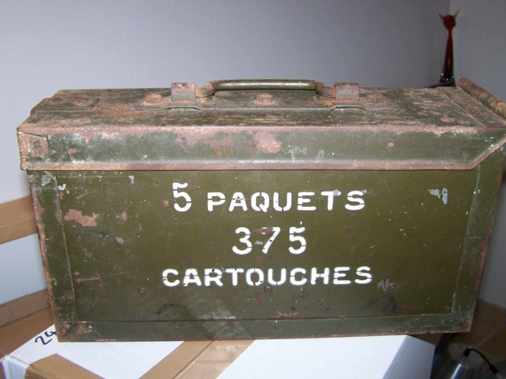 caisse à munitions 7,5 mm forteresse ? 00153