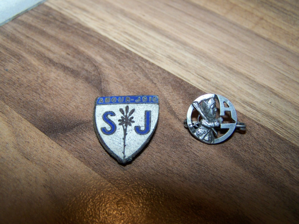 insigne scout et guignol 00189