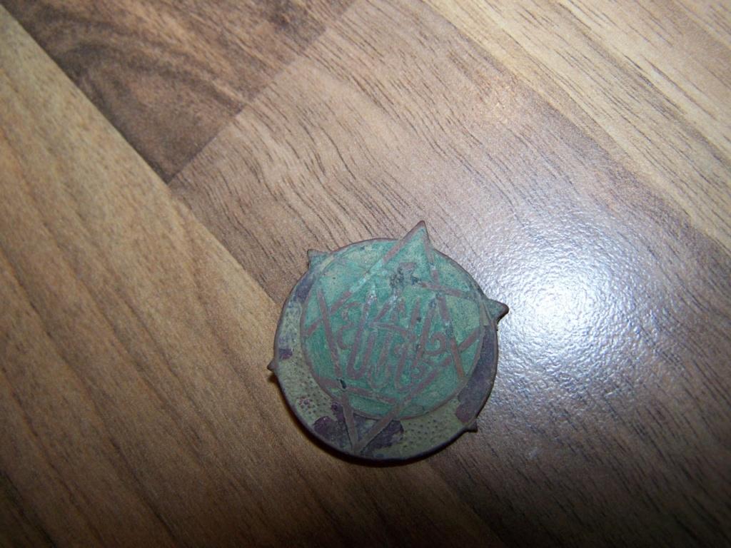 insigne de tirailleurs marocains ? identification 00246