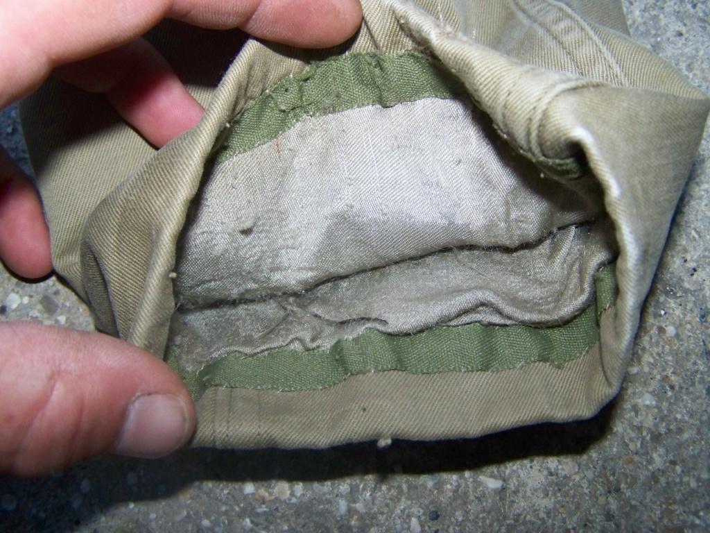 jacket field à identifier 00327