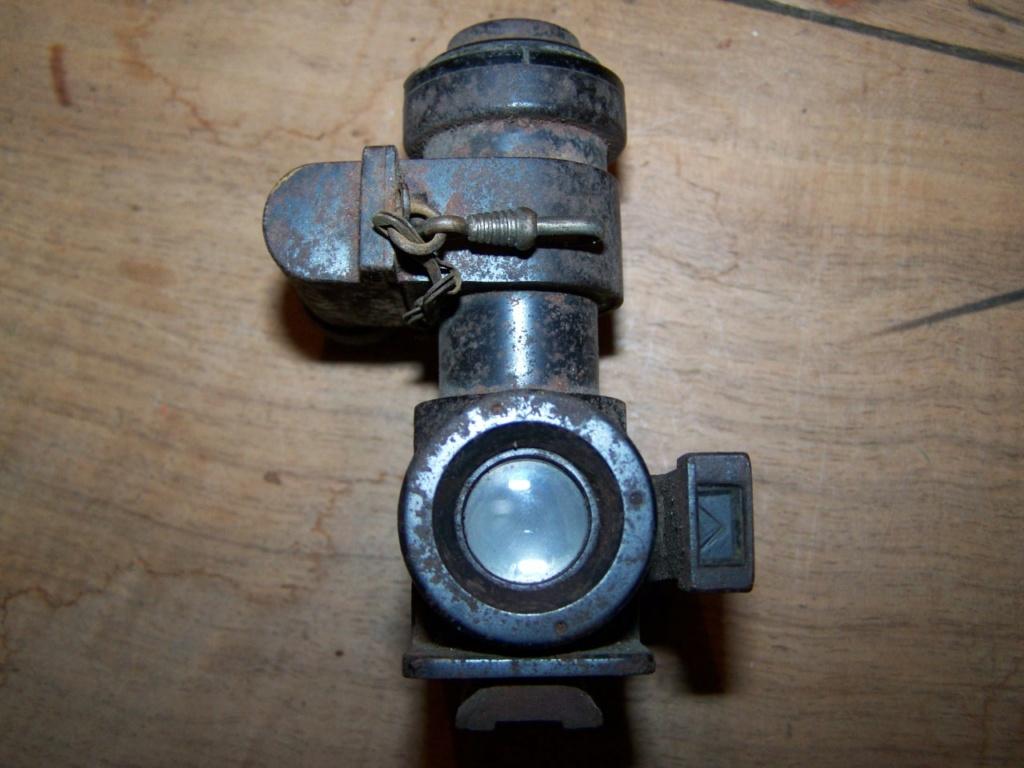 lunette de visée / optique à identifier 00355