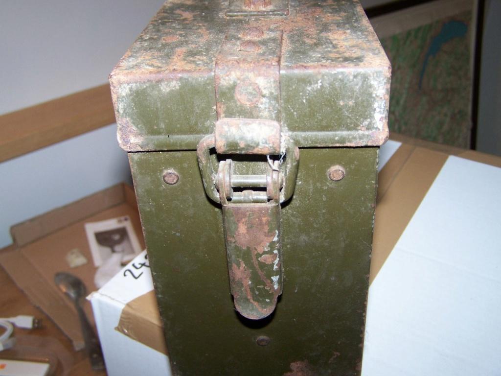 caisse à munitions 7,5 mm forteresse ? 00356