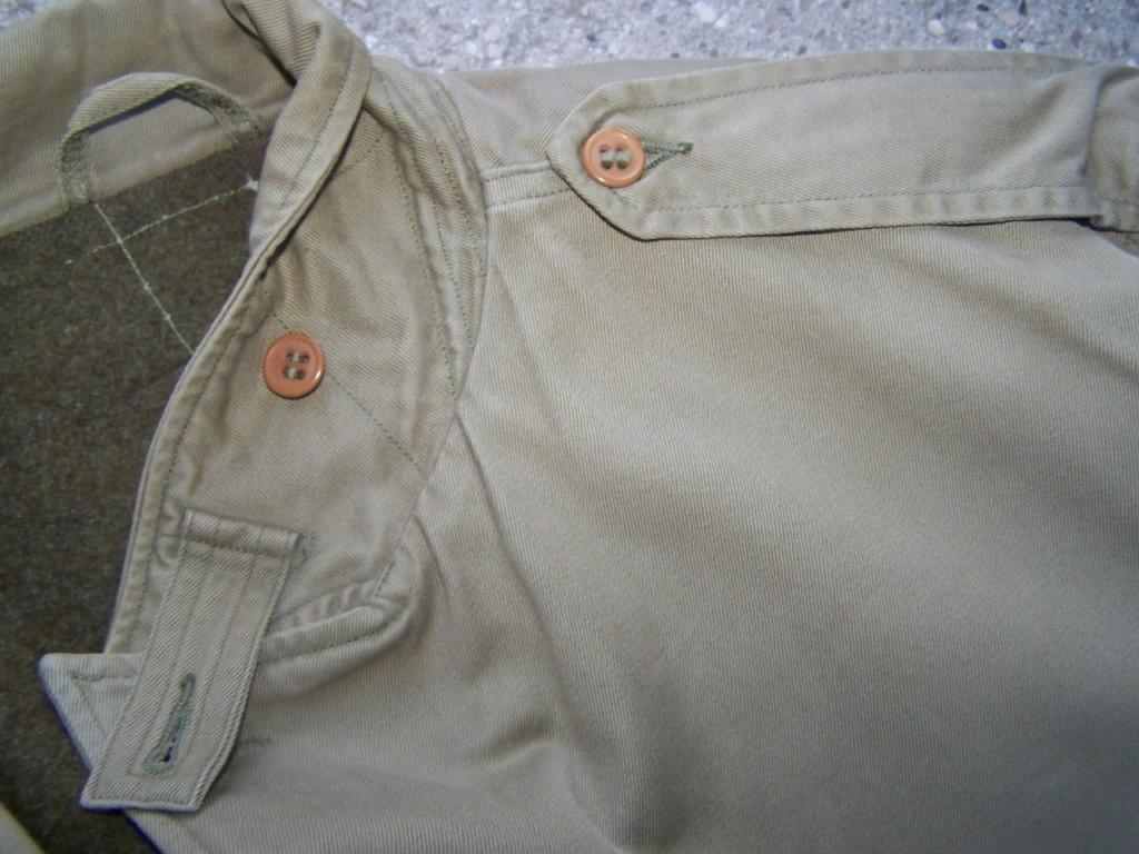 jacket field à identifier 00518