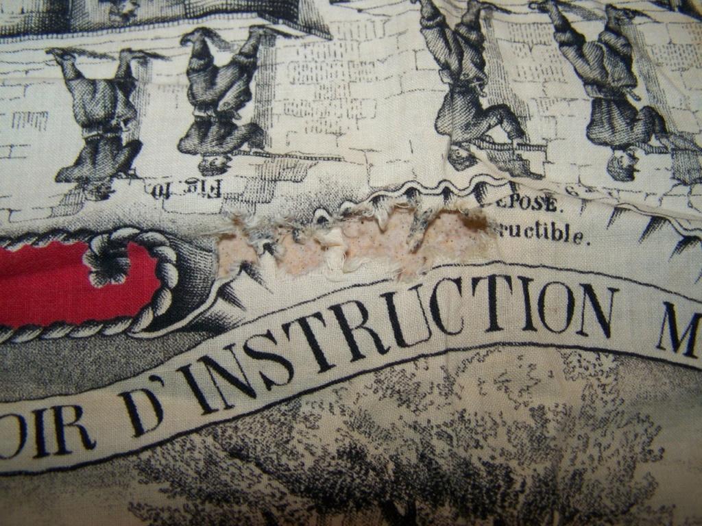 mouchoir d'instruction n° 10 00542