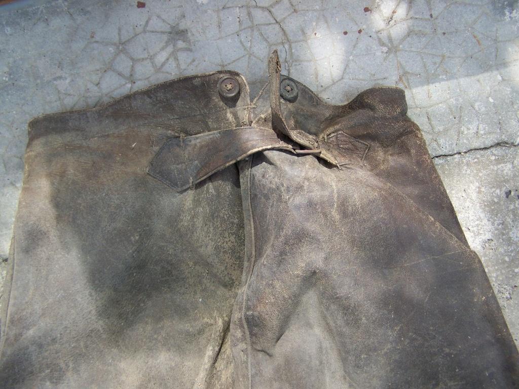 pantalon et culotte d'aviateur ? 00610