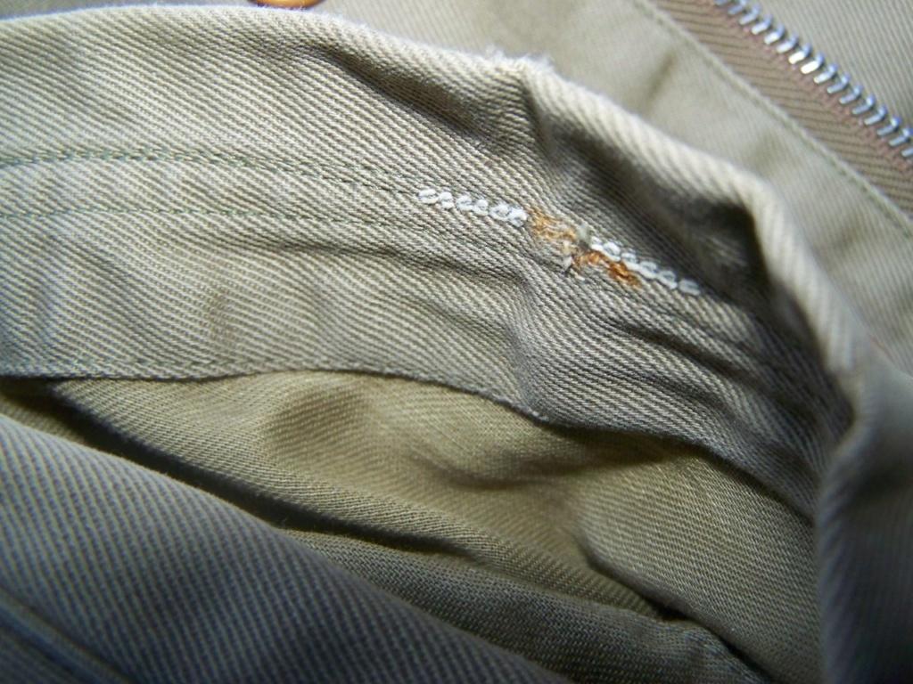 jacket field à identifier 00616