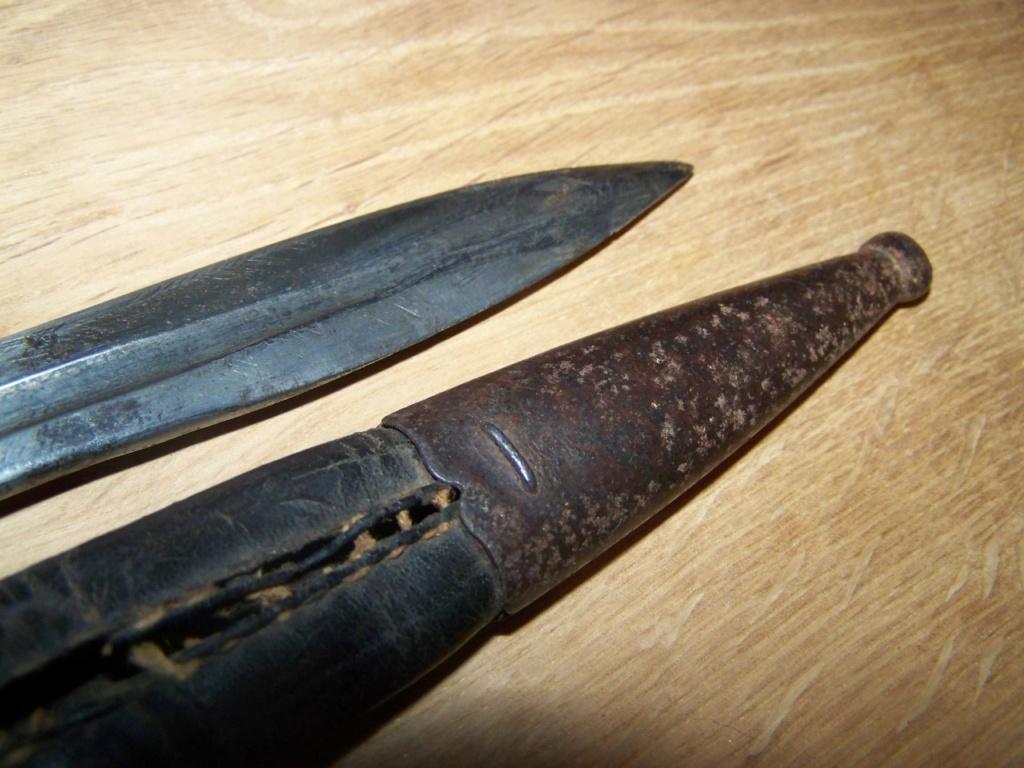 un poignard baïonnette allemand 00617