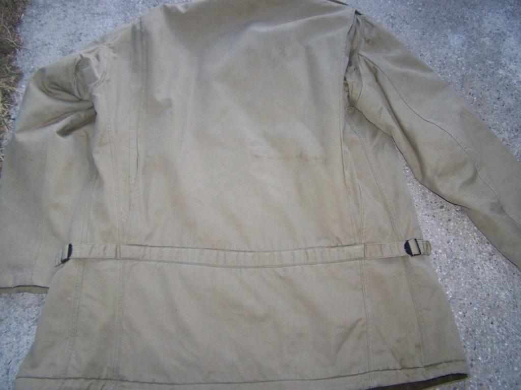 jacket field à identifier 00714