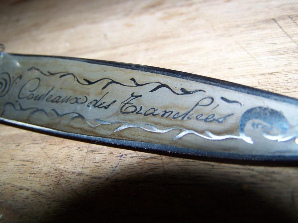 un couteau de poilu 00717
