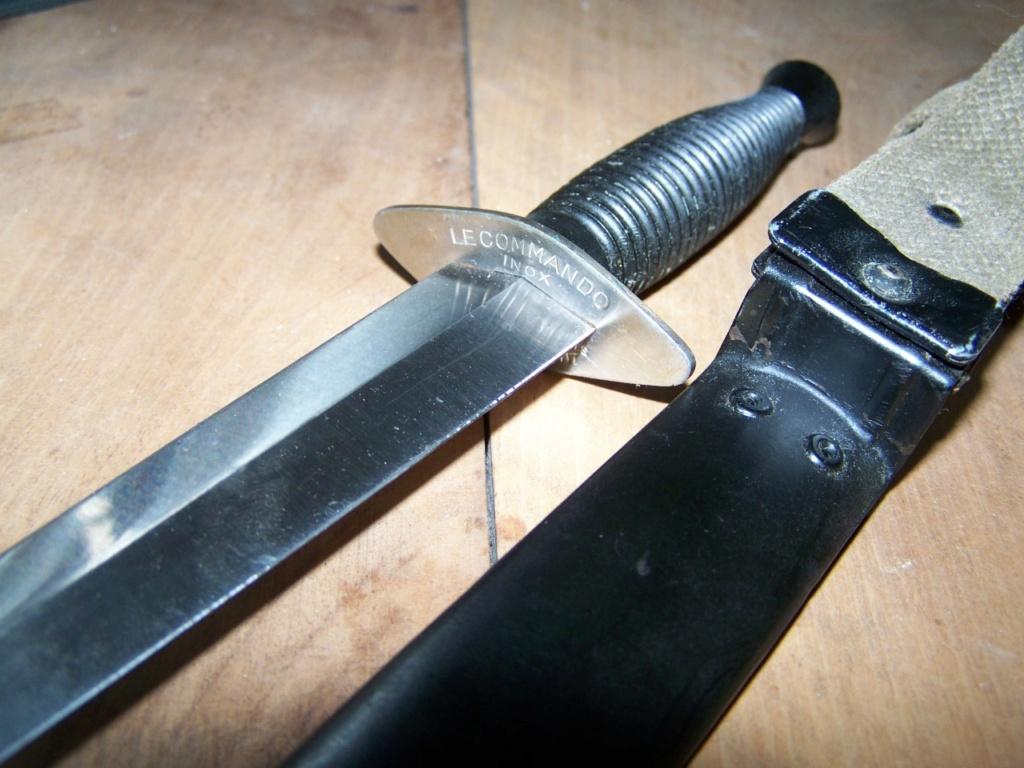 Estimation poignard Commando et Béret rouge 00729