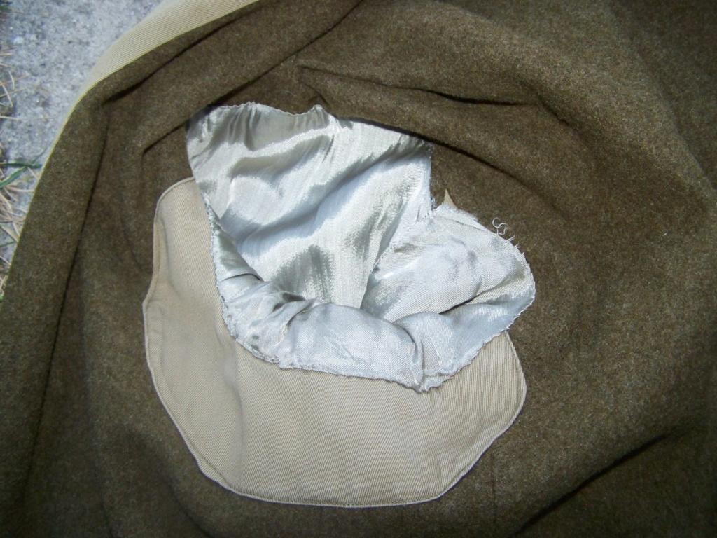 jacket field à identifier 00812